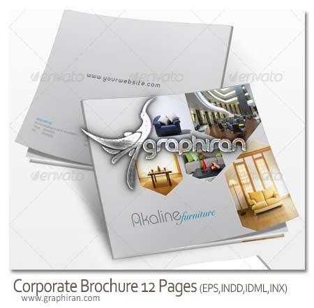 Corporate Brochure 12 pages
