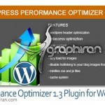 Performance Optimizer Plugin for Wordpress 150x150 اکشن فتوشاپ ساخت افکت سرعت روی عکس Fast Photoshop Action