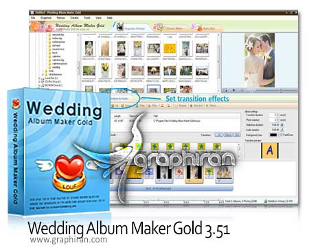 Wedding Album Maker Gold 3.51