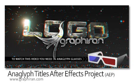 Anaglyph Titles