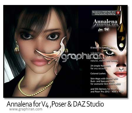 Annalena for V4