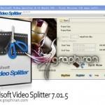 دانلود نرم افزار برش و کات فیلم و ویدئو Boilsoft Video Splitter 7.02.2