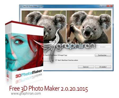 Free 3D Photo Maker
