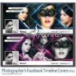 Photographers FB Timeline Covers 150x150 دانلود طرح لایه باز بروشور پورتفولیو مناسب طراحان گرافیک