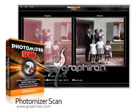 Photomizer Scan