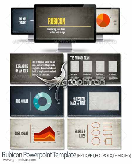 Powerpoint Presentation Template دانلود قالب پاورپوینت زیبا و آماده Powerpoint Template