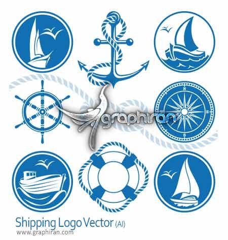 لوگو کشتیرانی
