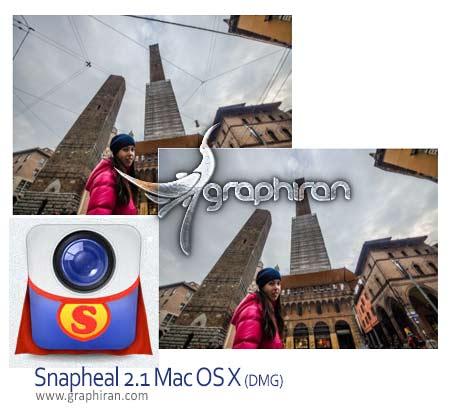 Snapheal 2.1 Mac OS X