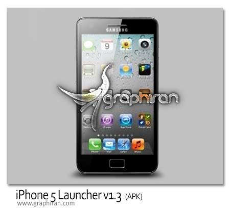 iPhone 5-Launcher v1.3