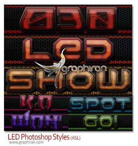 LED Light Style