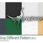 دانلود الگو و پترن های کاربردی فتوشاپ Photoshop Pattern