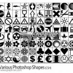 shape 150x150 دانلود اکشن فتوشاپ شکل های مدرن Modern Shapes Action