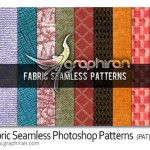 Fabric Seamless Photoshop Patterns 150x150 افکت مو و دور دوزی پارچه Fur & Knitted Fabric Photoshop Actions