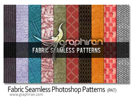 Fabric-Seamless Photoshop Patterns