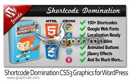 Shortcode Domination