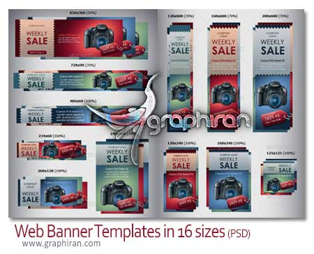 Web Banner Templates