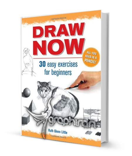 کتاب آموزش اصول طراحی با مداد