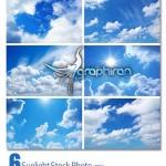 دانلود عکس های شاتر استوک آسمان و نور خورشید با کیفیت بالا