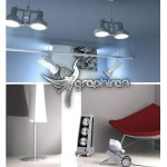 دانلود Evermotion Archmodels vol.12 شامل ۱۰۰ مدل لامپ و چراغ