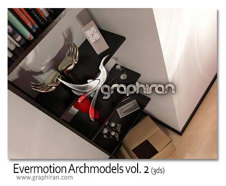 دانلود Archmodels Vol.2