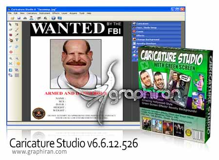 Caricature Studio v6.6.12.526