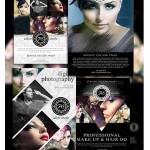 دانلود ۴ طرح PSD پوستر و تراکت شیک برای استودیو و آتلیه عکاسی