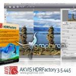 دانلود نرم افزار افکت گذاری HDR روی عکس AKVIS HDRFactory 5.0.754