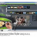 نرم افزار افکت گذاری روی فیلم Ashampoo Video Styler 2013 v1.0.1