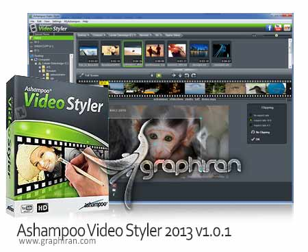 Ashampoo Video Styler 2013 v1.0.1