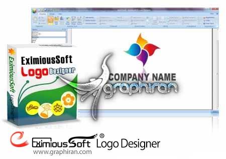 EximiousSoft Logo Designer دانلود نرم افزار طراحی لوگو و آرم EximiousSoft Logo Designer 3.77