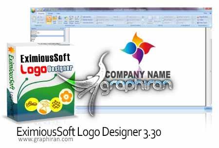 EximiousSoft.Logo  دانلود نرم افزار طراحی لوگو و آرم EximiousSoft Logo Designer 3.30
