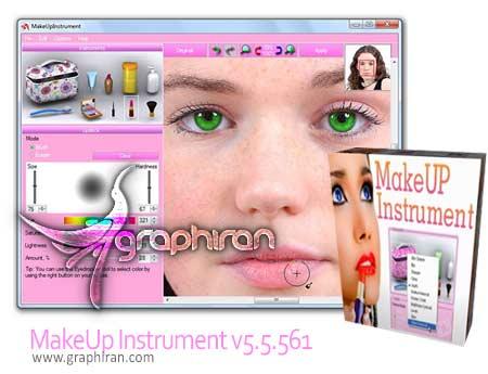 MakeUp instrument