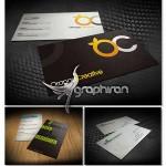 دانلود قالب های پیش نمایش کارت ویزیت Business Card Mockup
