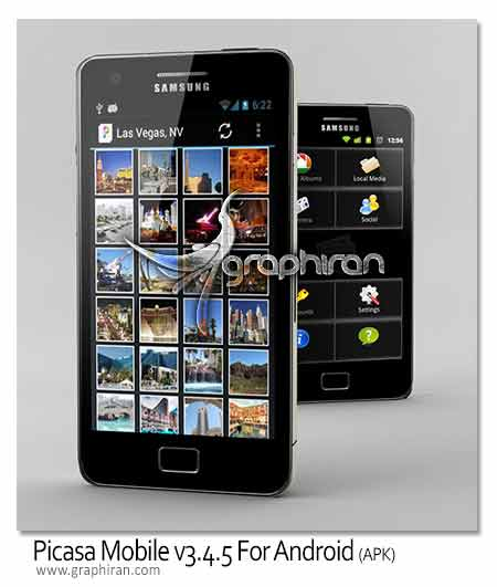 Picasa Mobile v3.4.5