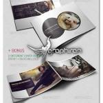 Portfolio A4 Brochure 150x150 دانلود طرح لایه باز بروشور پورتفولیو مناسب طراحان گرافیک