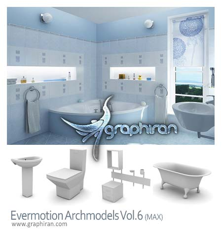 Evermotion Archmodels vol.6