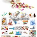دانلود تصاویر استوک انواع قرص و دارو Fotolia Drugs Stock Photo