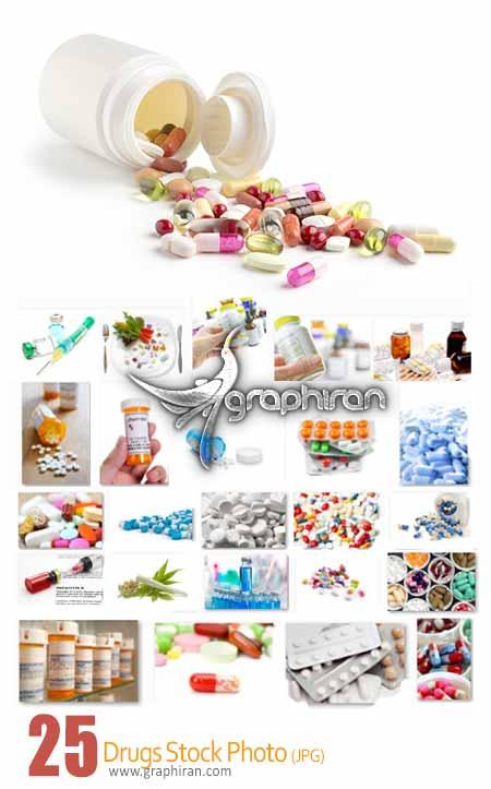 عکس دارو و قرص
