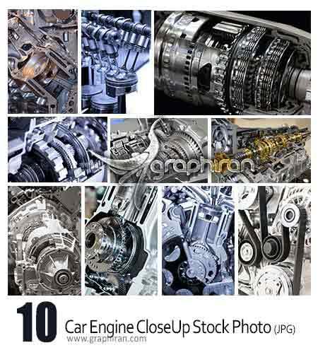 قطعات موتور خودرو