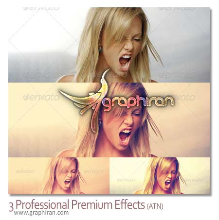 3 Professional Premium Effects
