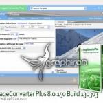 دانلود نرم افزار تغییر فرمت عکس ها ImageConverter Plus 9.0.756