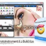 دانلود PhotoInstrument 7.6 Build 918 نرم افزار روتوش چهره کم حجم