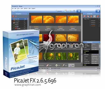 PicaJet FX 2.6.5.696