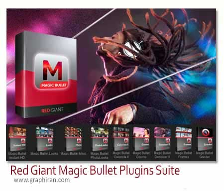 RedGiant Magic Bullet Suite
