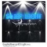 دانلود مجموعه تصاویر افکت های نور گرافیکی با فرمت PNG