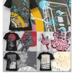 دانلود طرح های آماده چاپ روی تی شرت و لباس با فرمت AI و CDR