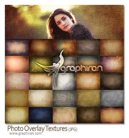 Photo Overlay Textures