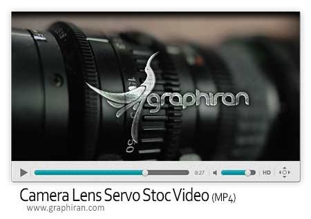 کنترل طول دیافراگم و فاصله کانونی لنز دوربین