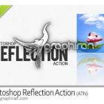 designtnt photoshop reflection action 150x150 اکشن فتوشاپ تلفیق تصاویر در هم Double Exposure Photoshop Action
