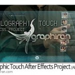 holographic touch 150x150 دانلود اکشن فتوشاپ روتوش اختصاصی چهره Only Face Touch Up